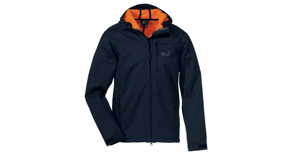 Jack Wolfskin Supersonic XT Jacket Men blue graphite
